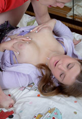 Hardcore sex for cute Madlena