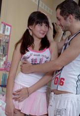 Yulia has teen anal sex
