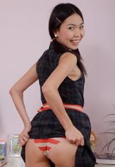 Petite Asian teen fucked